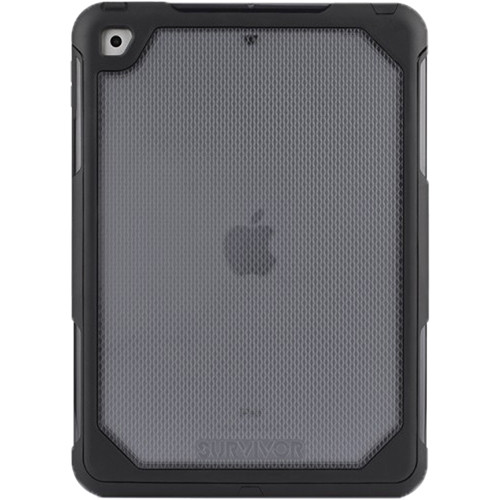 "Griffin Technology Survivor Extreme Case for iPad 9.7"" 2017 (Black/Clear)"