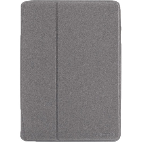 "Griffin Technology Survivor Journey Folio for 10.5"" iPad Pro (Gray)"