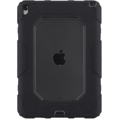 "Griffin Technology Survivor All-Terrain Case for iPad Pro 10.5"" (Smoke/Black)"