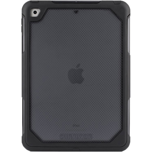 "Griffin Technology Survivor Extreme Case for iPad 9.7"" 2017 (Smoke/Black)"