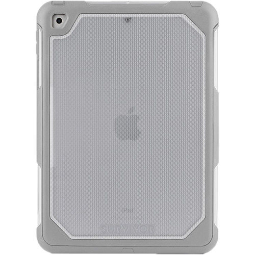 "Griffin Technology Survivor Extreme Case for iPad 9.7"" 2017 (Gray)"