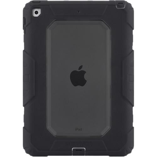 "Griffin Technology Survivor All-Terrain Case for iPad 9.7"" (Smoke/Black)"