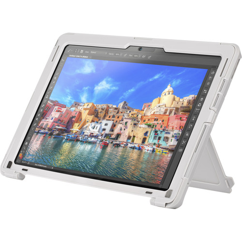 Griffin Technology Survivor Slim Case for Surface Pro (2017, Gray)