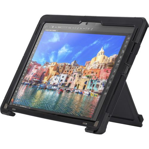 Griffin Technology Survivor Slim Case for Surface Pro (2017, Black)
