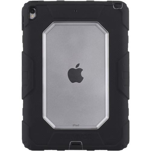 "Griffin Technology Survivor All-Terrain Case for iPad Pro 10.5"" (Black/Clear)"