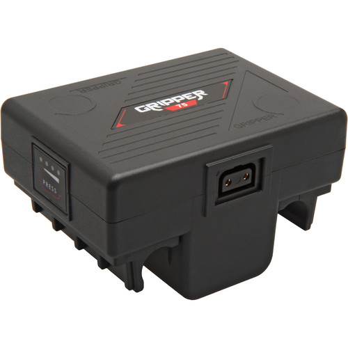 Gripper Series GR-75 Clip-On Battery