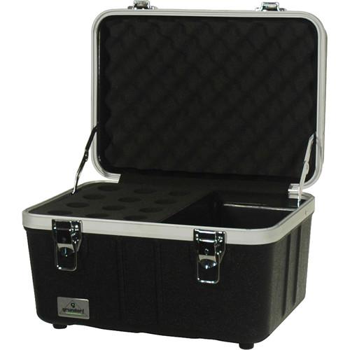 Grundorf ABS Series Microphone Case (12 Microphones)