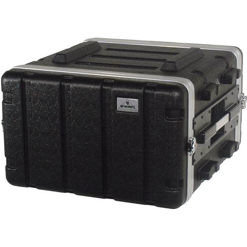 Grundorf Protective AMP Rack Case (6 RU)