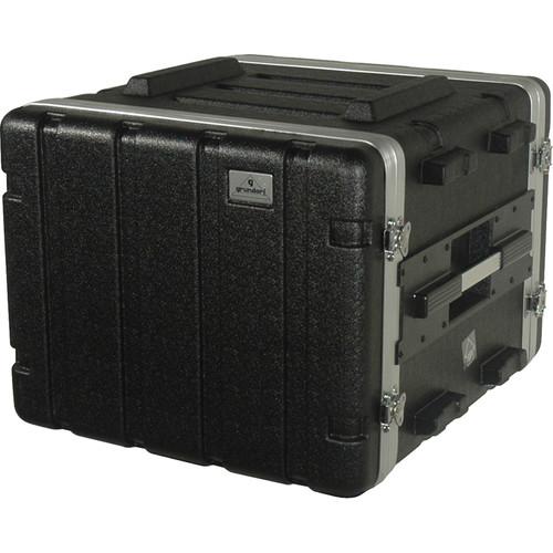 Grundorf Protective AMP Rack Case (8 RU)