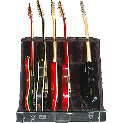 Grundorf Stand Case for Up to Six Guitars