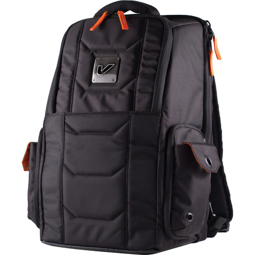 Gruv Gear Club Bag Backpack (Classic Black)