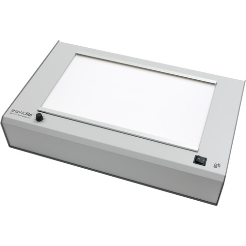 "GTI GL-16ed Transparency Viewer with Dimmer (10 x 18"")"