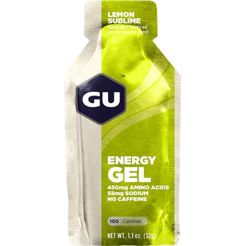 GU Energy Labs Gel (24-Pack, Maple Bacon)