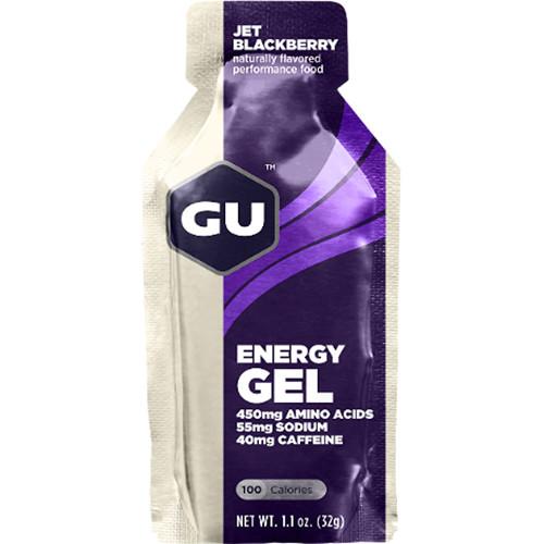 GU Energy Labs Gel (24-Pack, Cucumber Mint)