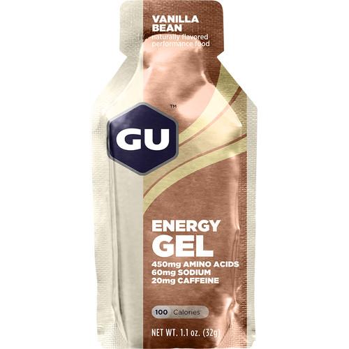 GU Energy Labs Gel (8-Pack, Vanilla Bean)
