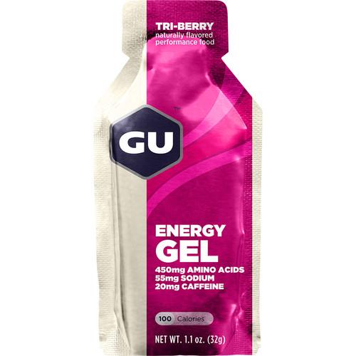 GU Energy Labs Gel (24-Pack, Tri-Berry)