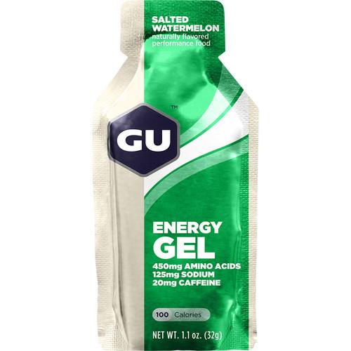 GU Energy Labs Gel (24-Pack, Salted Watermelon)