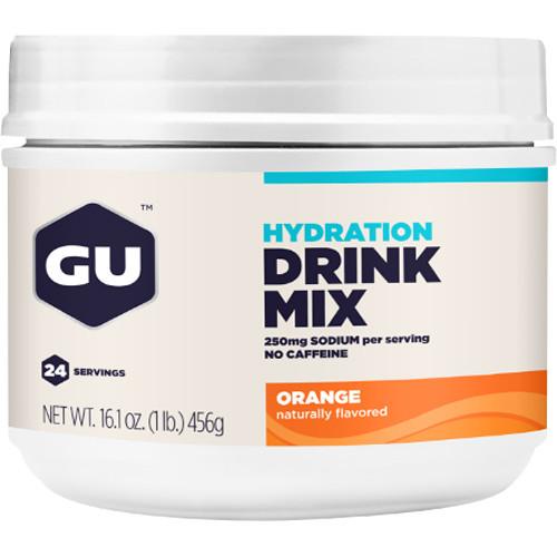 GU Energy Labs Orange Hydration Drink Mix (24 Servings)