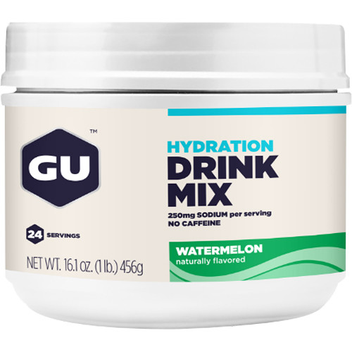 GU Energy Labs Watermelon Hydration Drink Mix (24 Servings)
