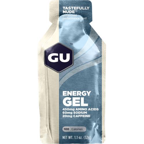 GU Energy Labs Gel (24-Pack, Tastefully Nude)