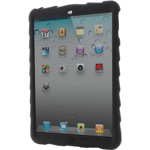 Gumdrop Cases Bounce Skin Case for iPad Air (Black)