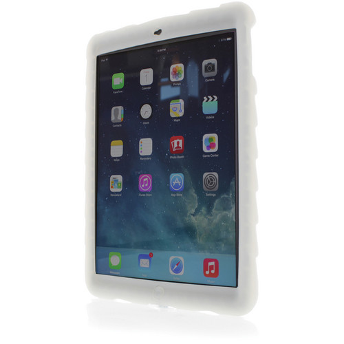 Gumdrop Cases Bounce Skin for Apple iPad Air (Clear)