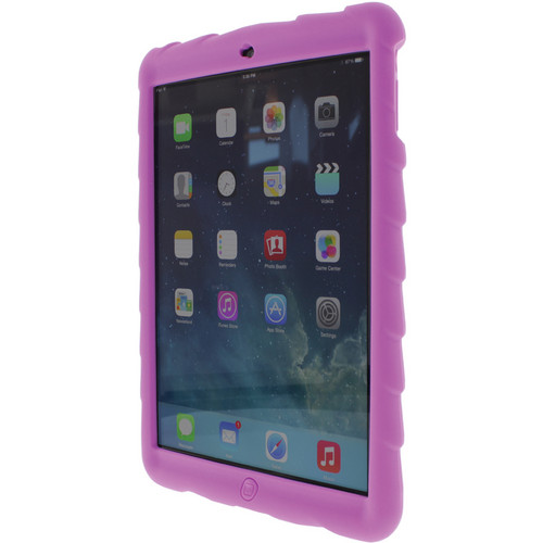 Gumdrop Cases Bounce Skin for Apple iPad Air (Purple)