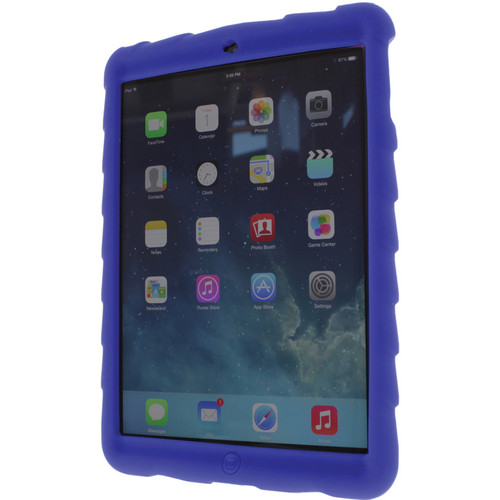 Gumdrop Cases Bounce Skin for Apple iPad Air (Royal Blue)