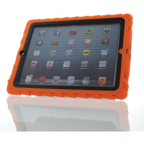 Gumdrop Cases Hideaway Case for Apple iPad Air (Orange/Black)