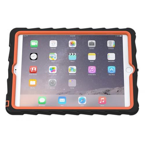 Gumdrop Cases Hideaway Case for iPad Air 2 (Black/Red)