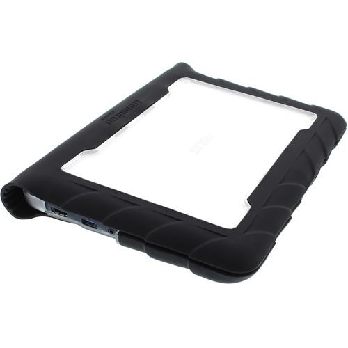 Gumdrop Cases DropTech Case for ASUS C202 Chromebook (Black)