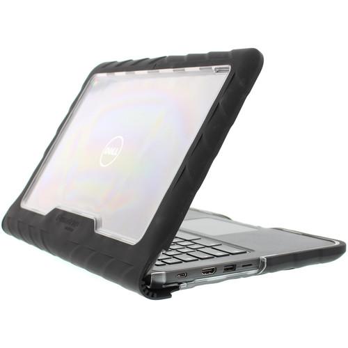 "Gumdrop Cases DropTech Case for Dell 3380 13"" Chromebook/Latitude (Black)"