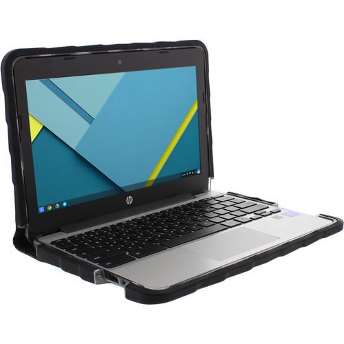 Gumdrop Cases DropTech Case for HP Chromebook 11 G5 EE (Black)
