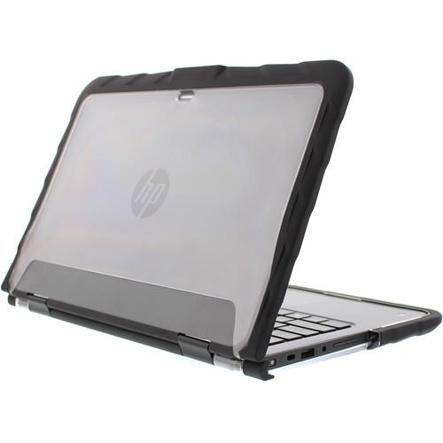 Gumdrop Cases DropTech Case for HP ProBook 11 X360 G1 EE (Black)