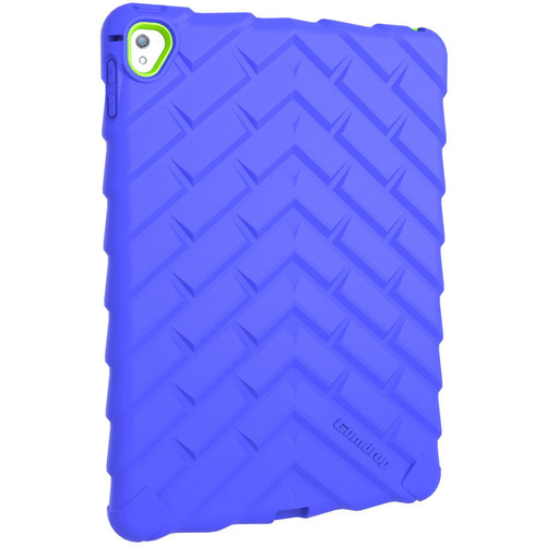 "Gumdrop Cases DropTech Case for iPad Pro 9.7"" (Royal Blue/Lime)"