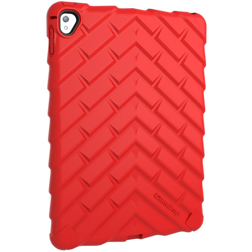 """Gumdrop Cases DropTech Case for iPad Pro 9.7"""" (Red/Black)"""