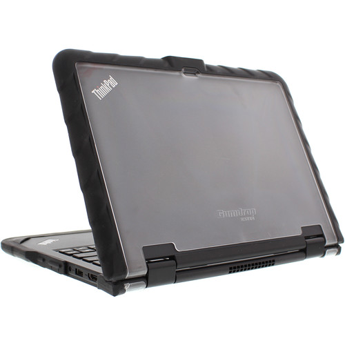 Gumdrop Cases DropTech Case for Lenovo Yoga 11e Windows Laptop (Black)