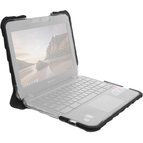 Gumdrop Cases DropTech Case for Lenovo N21/N22 Chromebook (Black)