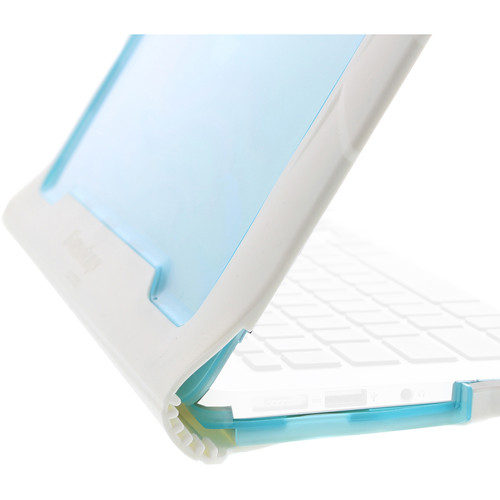 "Gumdrop Cases DropTech Case for MacBook Air 13"" (White/Blue)"