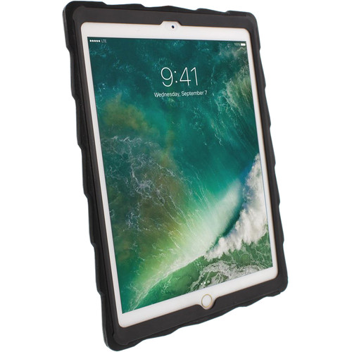 Gumdrop Cases DropTech Clear Case for iPad Pro 10.5 (Black/Smoke)
