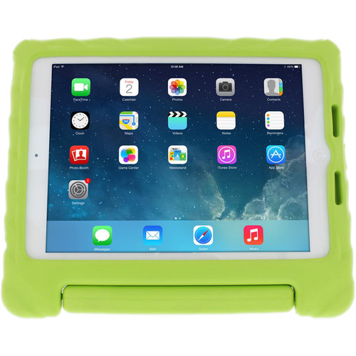 """Gumdrop Cases FoamTech Case for iPad Pro 9.7"""" and Air/Air 2 (Lime)"""