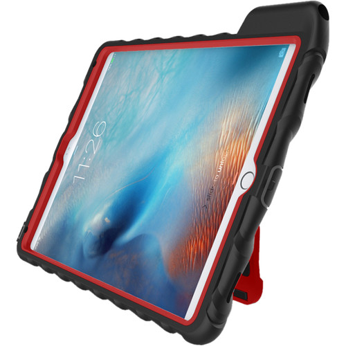 "Gumdrop Cases Hideaway Case for iPad Pro 9.7"" (Red/Black)"