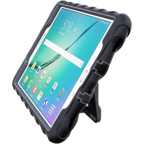 "Gumdrop Cases Hideaway Case for Galaxy Tab S2 (9.7"") (Black)"