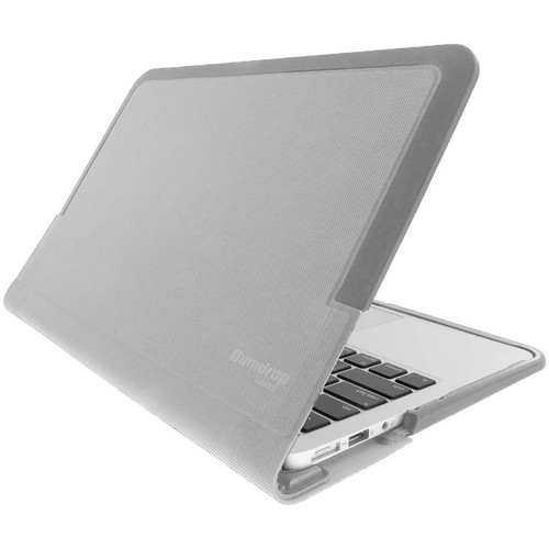 "Gumdrop Cases SoftShell for Apple 11.6"" MacBook Air (Gray)"