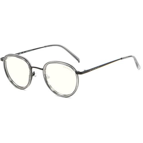 GUNNAR Atherton Computer Glasses (Onyx Frame, Clear Lens Tint)