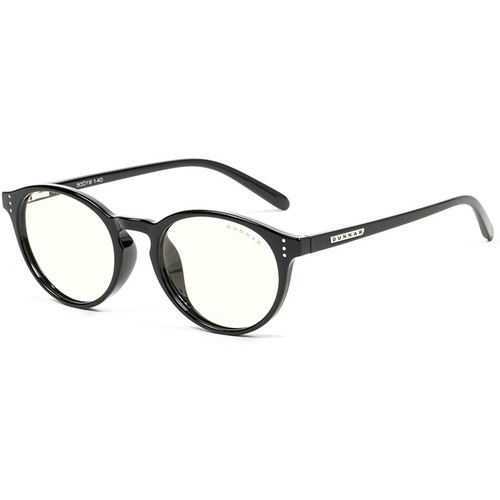 GUNNAR Attaché Computer Glasses (Onyx Frame, Liquet Lens Tint)