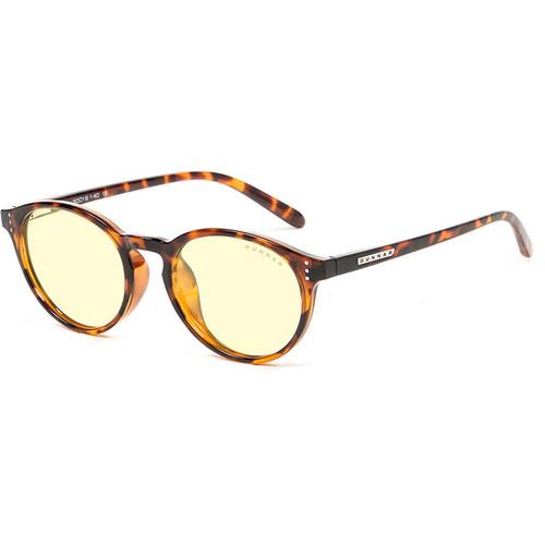GUNNAR Attaché Computer Glasses (Tortoise Frame, Amber Lens Tint)