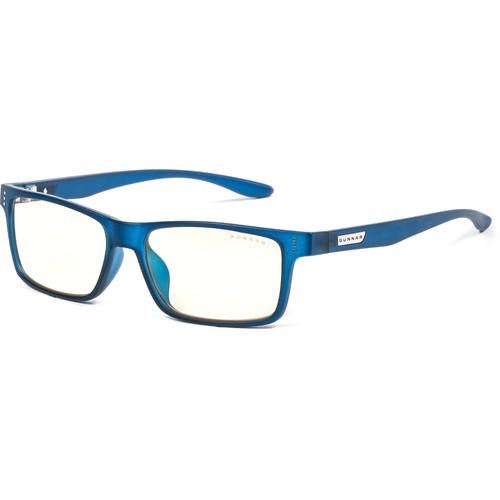 GUNNAR Cruz Computer Glasses (Navy Frame, Clear Lens)
