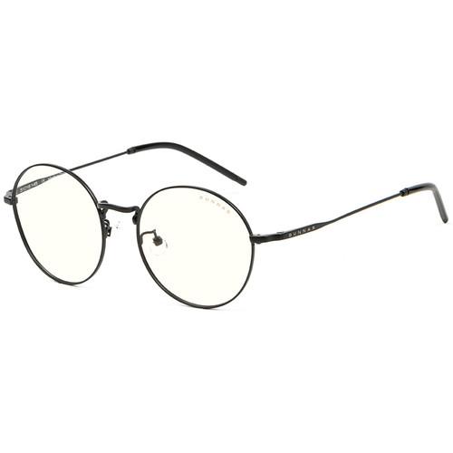 GUNNAR Ellipse Computer Glasses (Onyx Frame, Clear Lens Tint)