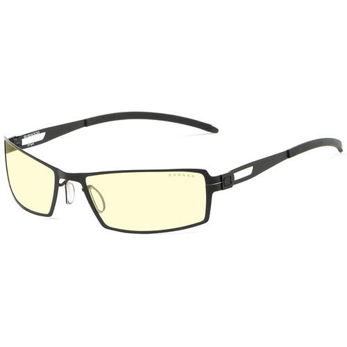GUNNAR Sheadog Computer Glasses (Onyx Frame, Amber Lens Tint)